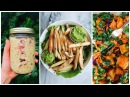 What I Eat In a Day Vegan Student Fast and Easy Meals