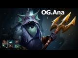 OG.Ana Offlane Slardar 7.01 Gameplay. Full Game