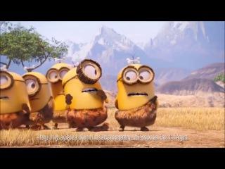 Миньоны Мини мультик 2016 Minions Mini Movie 2016 Despicable me 2 Funny