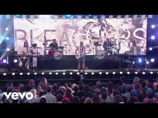 Bleachers - Hate That You Know Me (Jimmy Kimmel Live!)