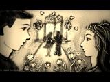 Песочное шоу на свадьбе Владимира и Ксении 02.08.17г. Песочное шоу Москва