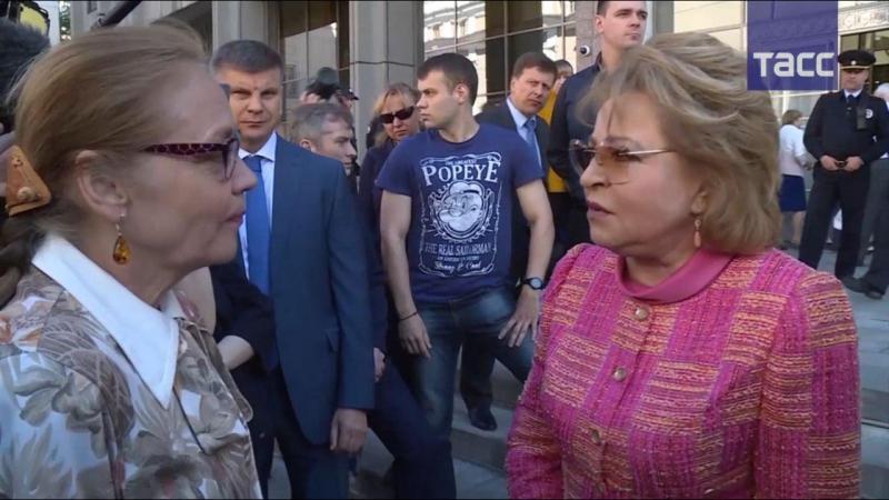 Матвиенко заявила об отсутствии юридических оснований отклонять закон о реновации