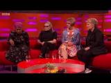 The Graham Norton Show 20x10 - Carrie Fisher, Grayson Perry, Sandi Toksvig, Nadiya Hussain