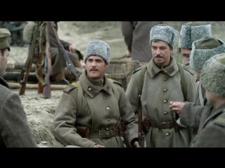 Страсти по Чапаю (2012) 1-6 серия. Драма, история, военный, биография