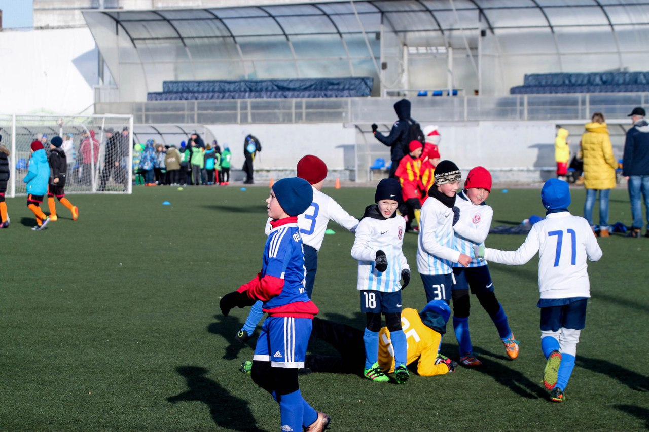 Итоги второго игрового дня турнира по футболу среди детских команд 2007 г.р.