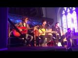 Kasabian - St. Laurences Church soundcheck