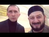 Галустян, Кадыров и двойник Путина записали совместное обращение к НАТО
