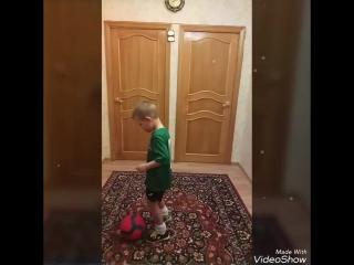 Контроль мяча - Коньково - Вяльшин Дамир