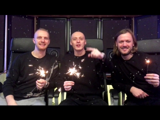Поздравление с Новым Годом от Swanky Tunes!