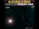 Eclipse solar del siglo