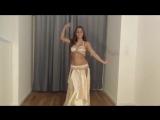 Turkish Belly Dance - Oryantal Dans Isabella - Ibrahim Tatlises - Mavisim 8239