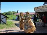 Видео презентация свадьбы в Листопаде со вкусом ветра.