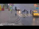Прохожие заступились за школьников. полное видео Драка на Ленинском проспекте Калининград
