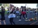 День города 2017, хореографическая зарисовка Папуасы постановка Н. Афанасьева, Е. Масюгова