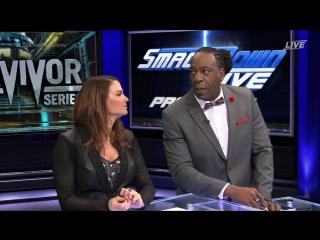 Wrestling Online: СД 01 11 16 pre-show