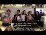SKAM won the 'best foreign TV-show'