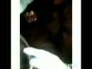 Мужская стрижка в темноте В середине стрижки отключили свет пришлось искать выход из положения