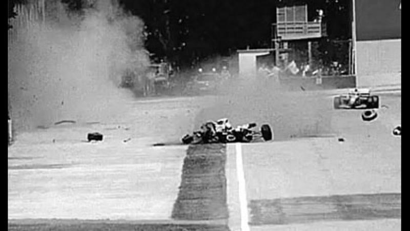 01.05.1994 г. Гран-При Сан-Марино,Имола. Гонка