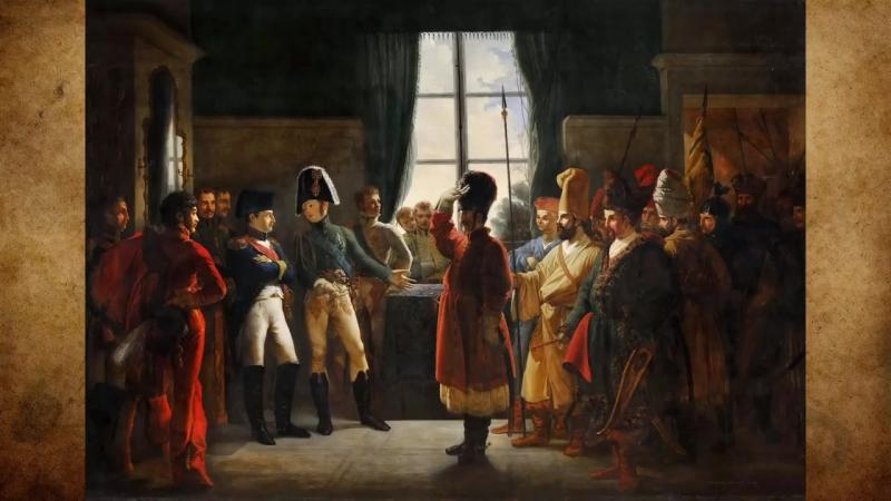 1812 год. Война Отечественная или Война миров. С кем воевал Наполеон в 1812 году?