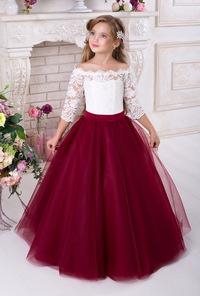 Детское нарядное платье на 10 лет