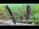 Нож Юнкер Х12МФ НОЖ-РЕЗАК.РФ - малый аутдор-нож