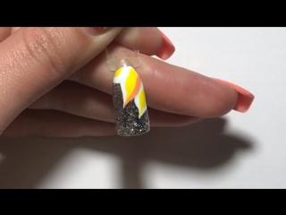 Обзор гель-лаков nub💅 осенний дизайн гельлаками 🍂