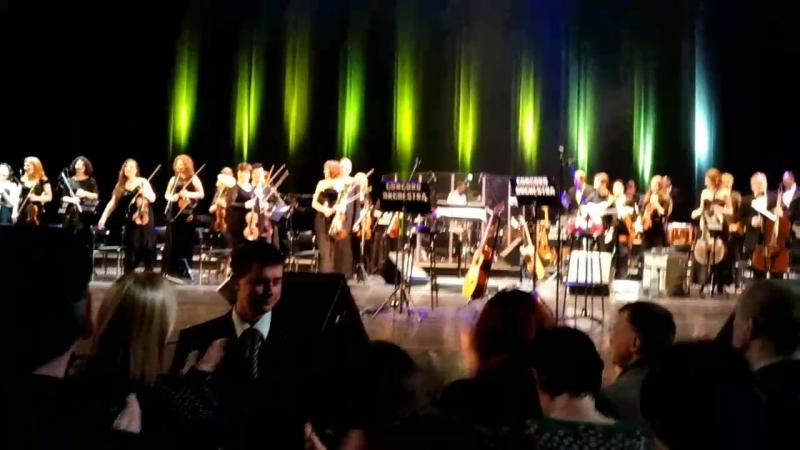 Riccardo Fogli, Maurizio Fabrizio, Katia Astarita, Fabio Pirola Concord Orchestra