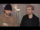 ZDF: Interview with Tokio Hotel - 21.01.2017
