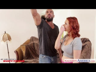 Redhead Girlfriend Siri Gets Slit Licked And Fucked (720)
