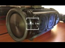 JBL Xtreme EXTREME BASS Low Frequency Mode 2017