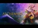 Дота 2 Лор: Alchemist