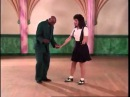 Класический танец Свинг - урок 1, Frankie Manning