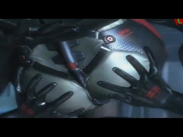 Metal Gear Rising Revengeance 'Bladewolf All Cutscenes' Complete Movie【Mistral HD】DLC