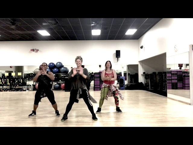 Shape of you Ed Sheeran Cardio Hip Hop