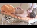 Методика профилактического оздоровительного массажа спины Methods of improving a back massage