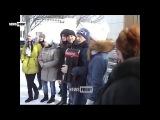 Песенный флешмоб: «Одинокая гармонь» в Новоазовске