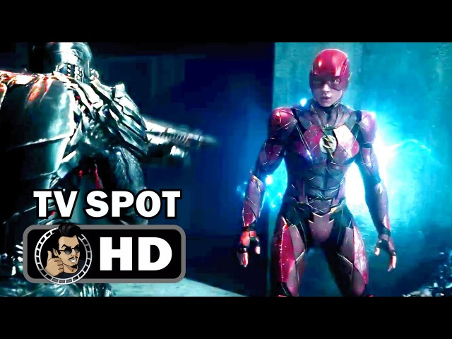 «Лига справедливости» (The Justice League) - International TV Spot - Attack Coming