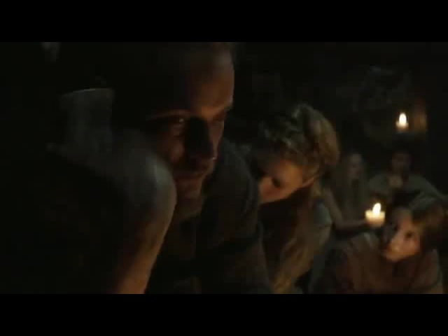 You must have patience, father - Vikings s01e05