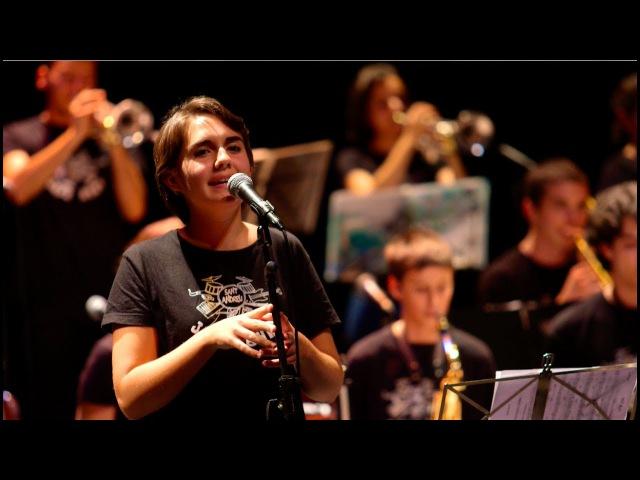 Almost like being in love JOANA CASANOVA Sant Andreu Jazz Band Luigi Grasso Enrique Oliver