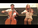 Vilolin Cello: Never Too Late Three Days Grace cover