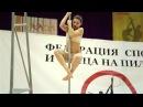 Худинская Дарья - Профессионалы- девушки-танец-соло