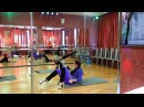 Exotic Pole Dance Warm Up - Tutorial Exercises