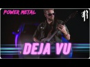 Deja Vu POWER METAL COVER by RichaadEB Jonathan Young FamilyJules