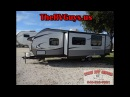 Easy To Pull, Very Roomy and Stylish Bumper Pull Bunkhouse! 2017 Catalina 261 BH