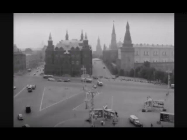 Москва 1961-го года в американском ТВ-Шоу Candid Camera| History Porn