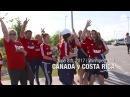 Canada 3-1 Costa Rica Desi Scott Returns to Winnipeg