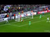 Henrikh Mkhitaryan Goal   Saint Etienne vs Manchester United 0 1   22 02 2017 HD