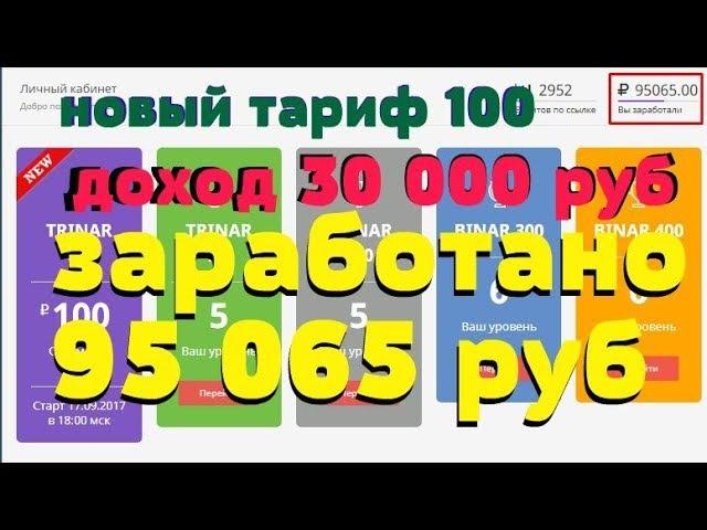 НОВЫЙ ТАРИФ100 Vsem Money Всем Мани ВСЕМ ДЕНЬГИ Отзыв 95 065 руб! Заработают все!