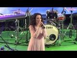 Начало концерта и Виктория Дайнеко(ТРЦ Европейский,8 марта 2017)