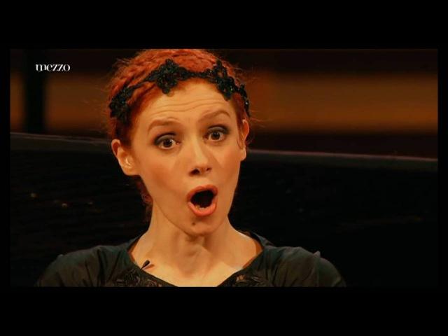 Patricia Petibon sings French melodies (La Belle excentrique) 2014